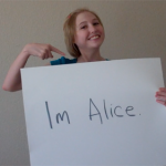 Mikaela Krantz as Alice