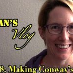 Marian's next Vlog Episode 8: Making Conway's Promo