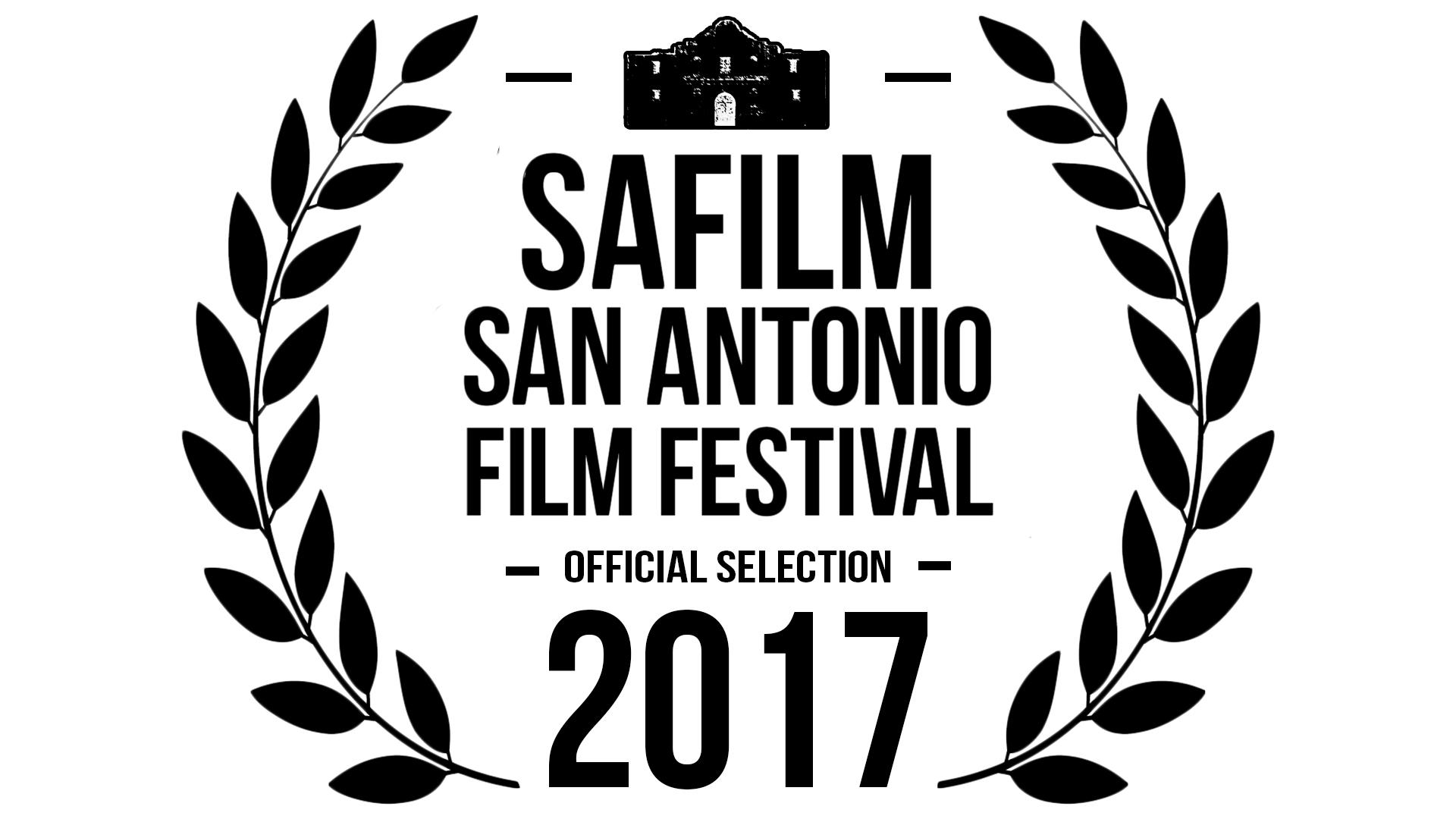 2017 San Antonio Film Festival award
