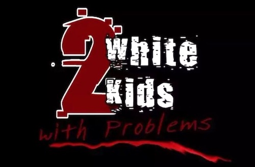 2 White Kids... zombie short film competition